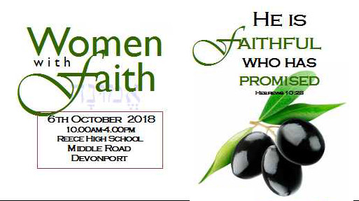 He Who is Faithful 6th October 2018